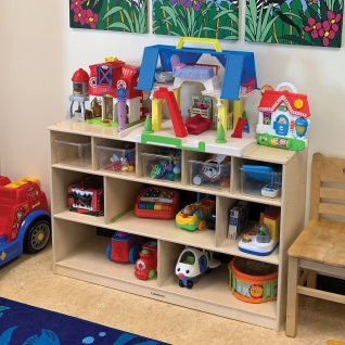 Pediatric Toy Room
